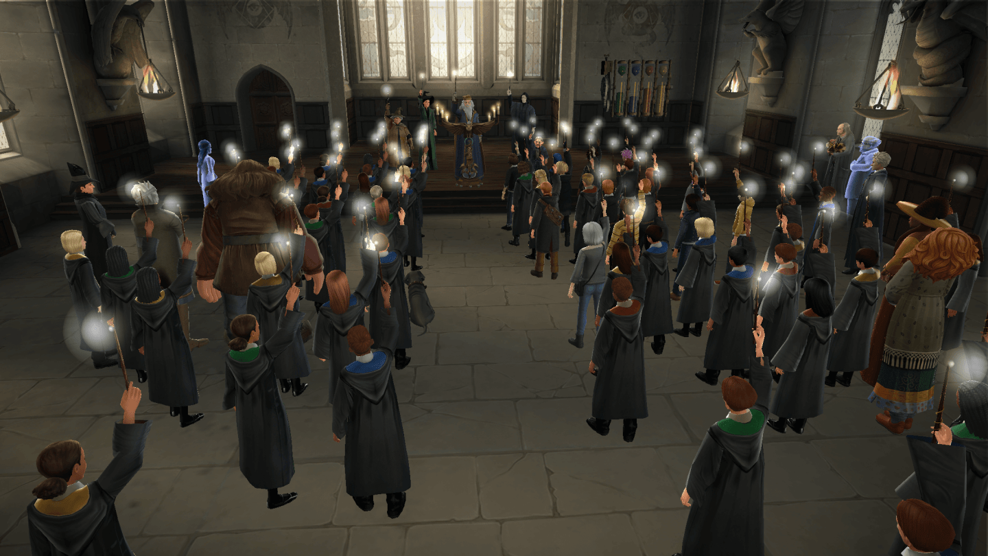 Hogwarts Mystery: Year 6 Overview 34