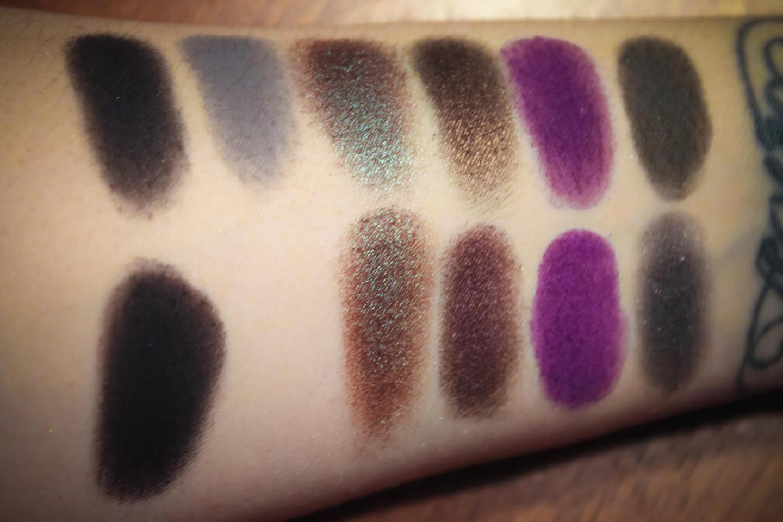 Can We Dupe it? Jeffree Star Cosmetics Alien Palette 6