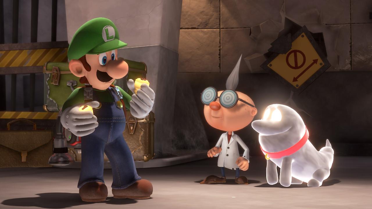 Review of Luigi's Mansion 3 11