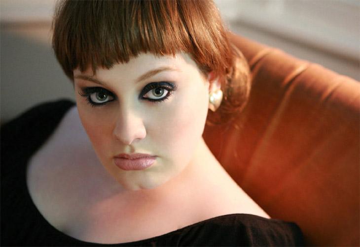 Adele é uma diva cheia de personalidade