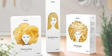 Embalagens de macarrão empoderam mulheres