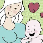 Como desengasgar o bebê