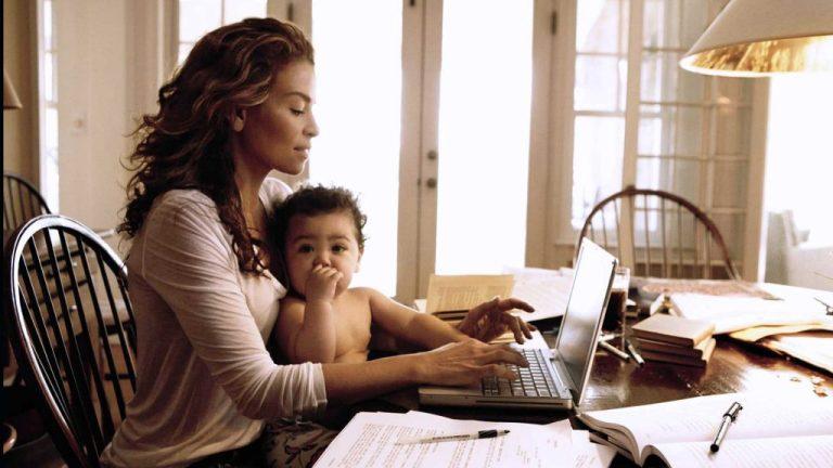 Google tem espaço para mães empreendedoras