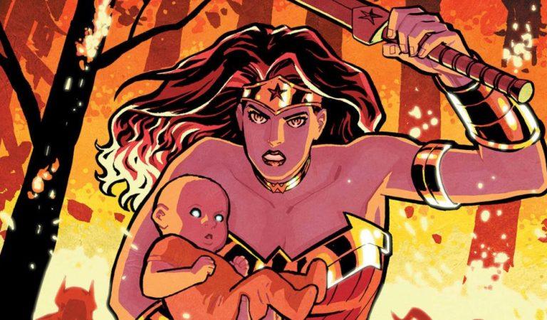 Ser mãe é ser uma super-heroína para o filho