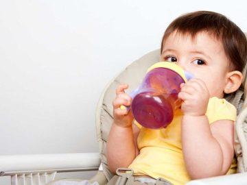 Suco para bebê