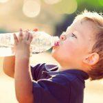 Quando oferecer água para bebês