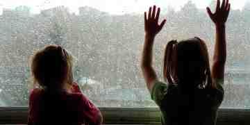 Como proteger crianças contra raios