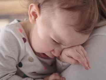 Angústia da separação em bebês
