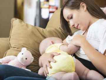O que é refluxo em bebês
