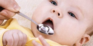 precisa dar vitamina D para bebês amamentados