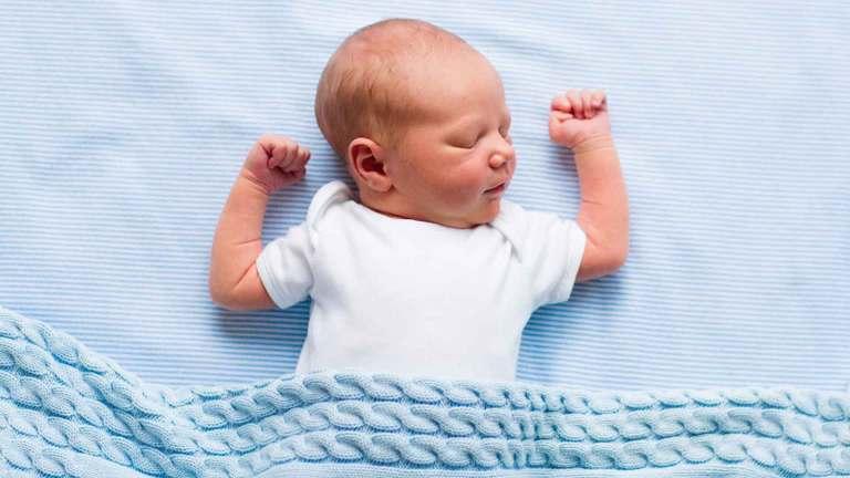 Por que meu bebê não dorme