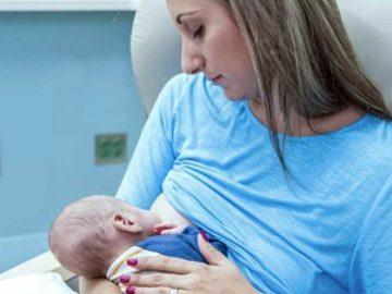 Pouco leite materno