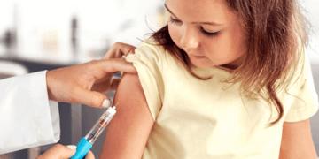 Calendário de vacina