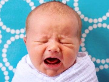 Tipos de choro de bebê