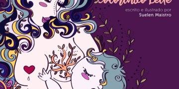 livro de colorir colorindo leite