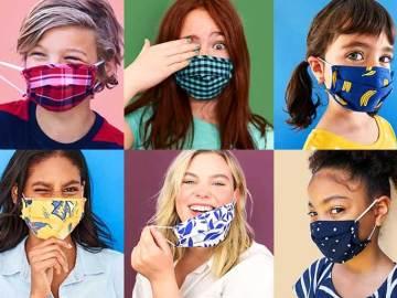 máscara de pano, máscara de tecido,