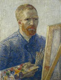 Vincent van Gogh, Selbstportrait