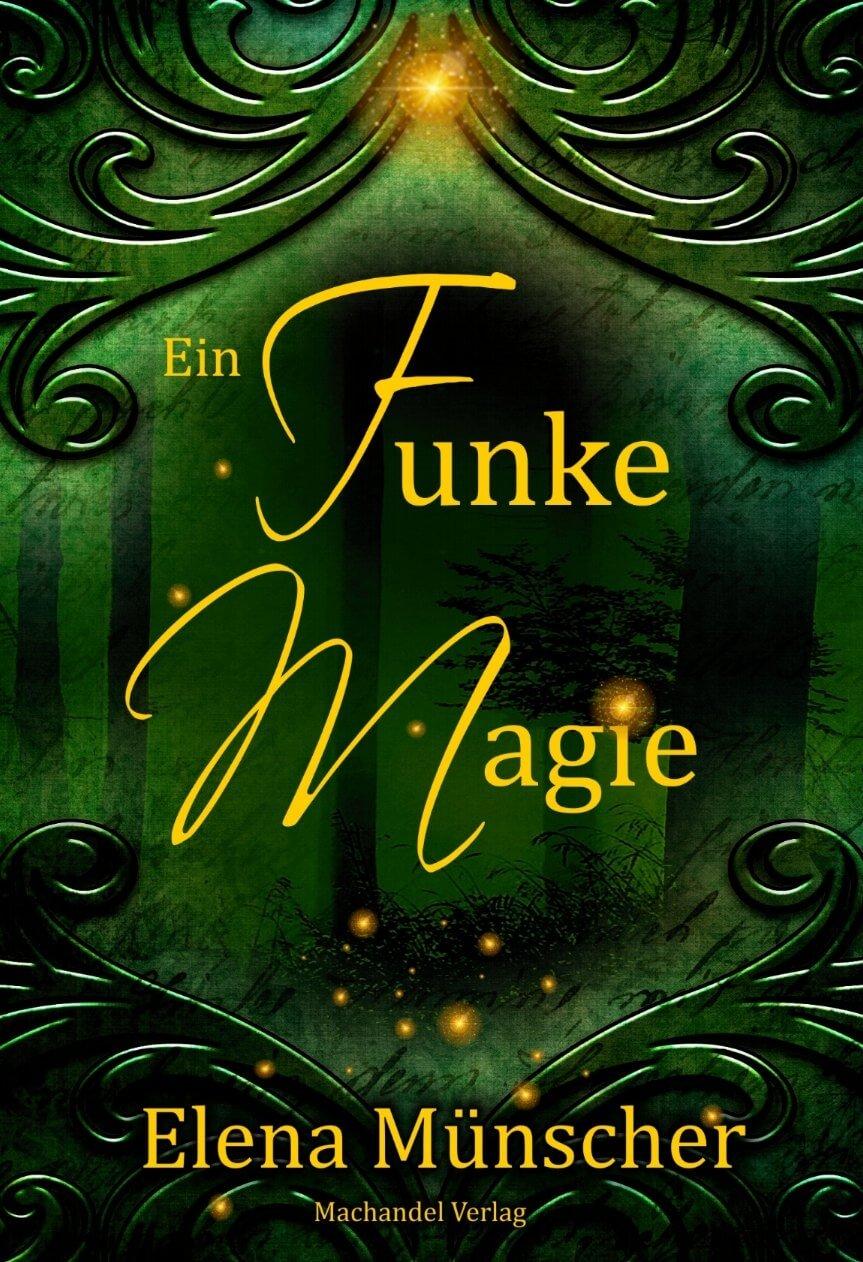 Cover Ein Funke Magie