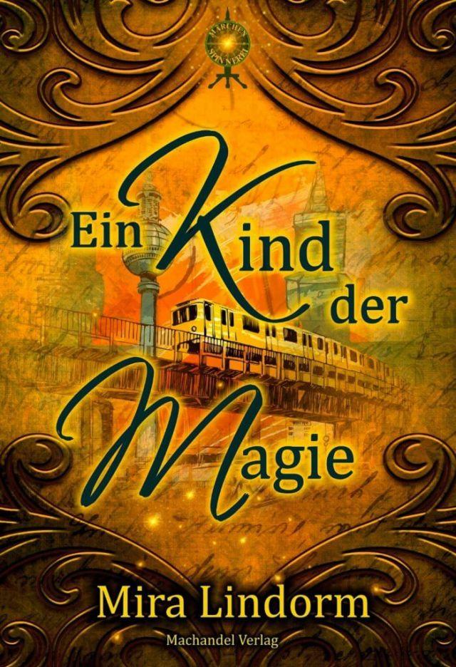 Cover Ein Kind der Magie