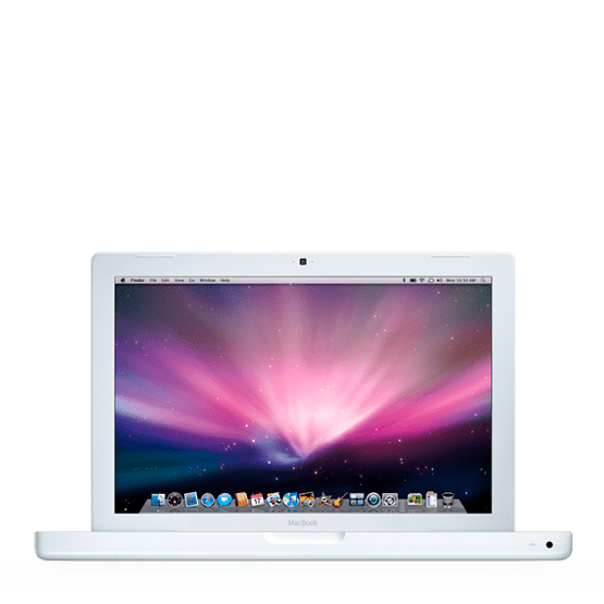Macbook 13 inch Mid 2009 - MAE Recovery