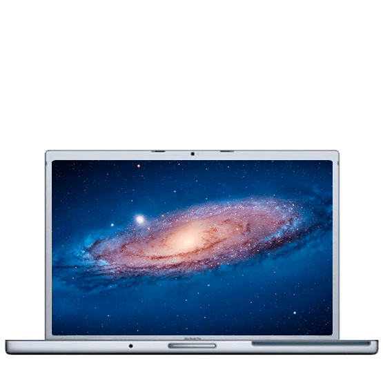 Macbook Pro 17 inch Mid:Late 2007, 2.4Ghz - MAE Recovery