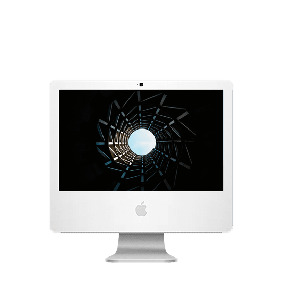 iMac 17 inch Early 2006 - MAE Recovery