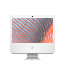 iMac 20 inch Early 2006 - MAE Recovery