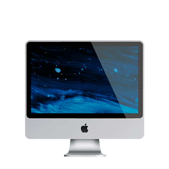iMac 20 inch Mid 2009 - MAE Recovery