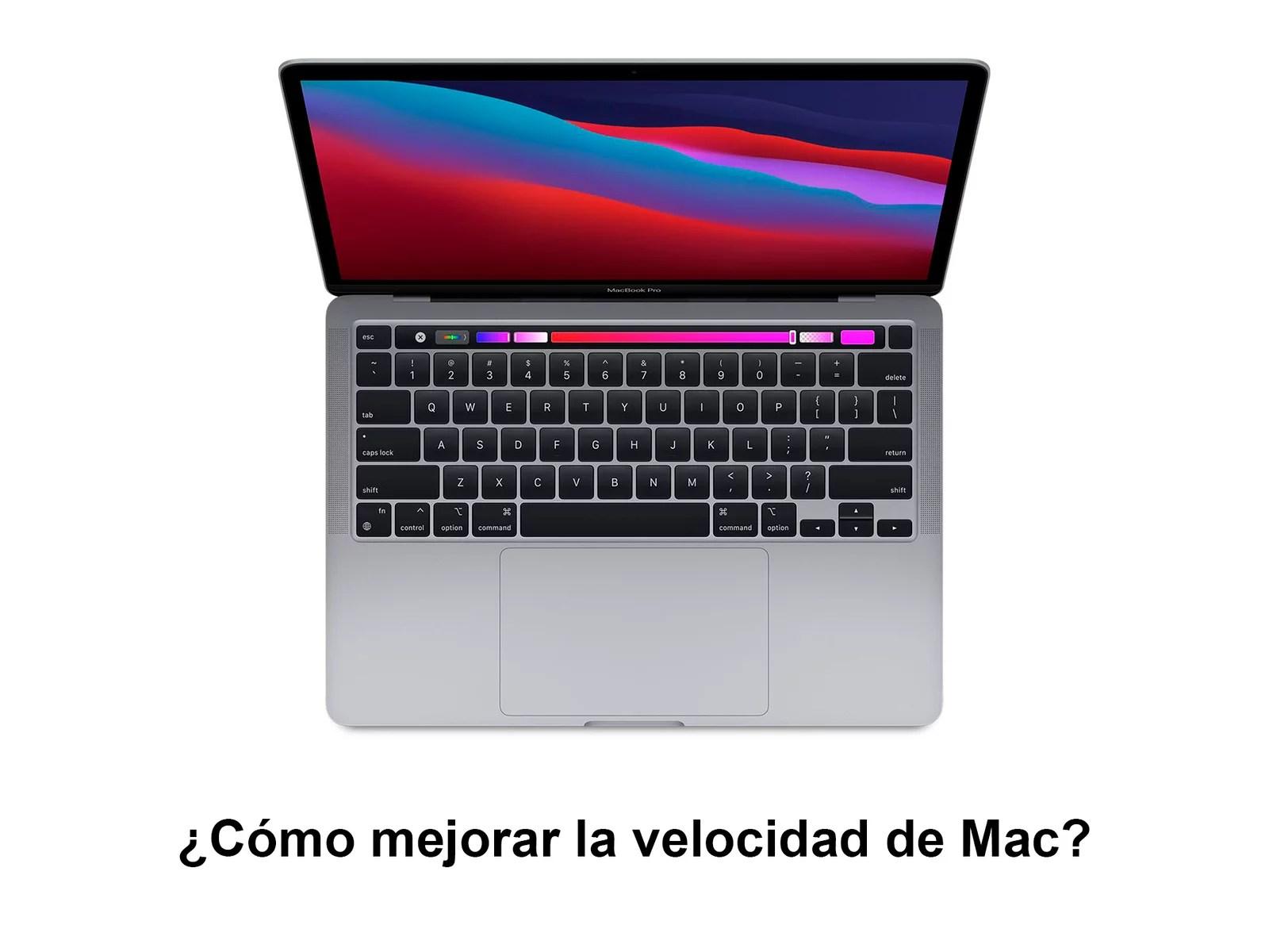 Hacemos que tu Macbook vaya más rápido