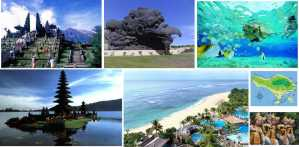 Wisata di pulau Bali