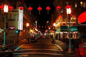 Maeru Tour - Chinatown