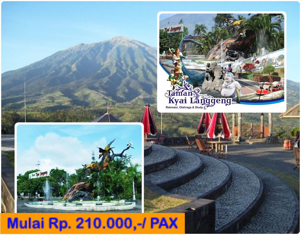 One Day Family Trip Magelang