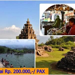 One Day Trip Semarang Umbul Sidomukti