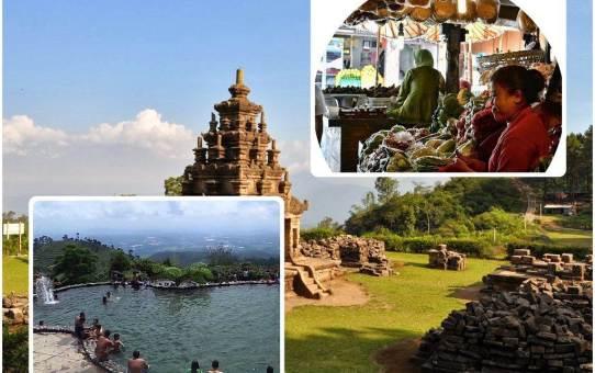 One Day Trip - Semarang: Umbul Sidomukti