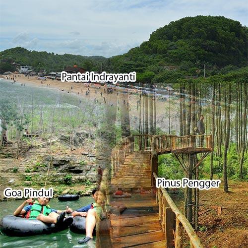 Trip Jogja 1D Pindul Indrayanti Pengger