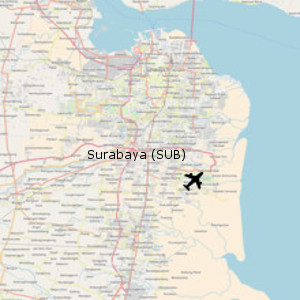 Flight Status Bandara Juanda Surabaya (SUB)