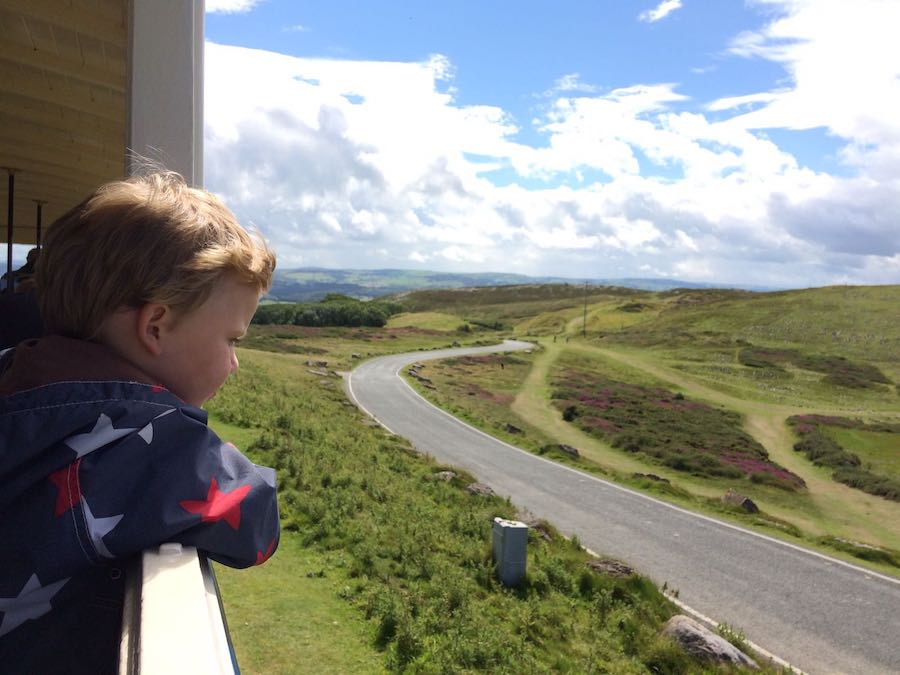 The Great Orme Train