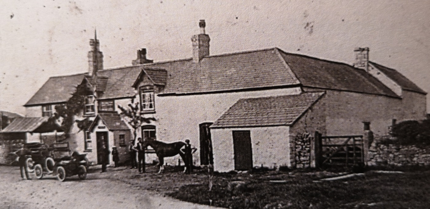 The Piccadilly Inn Caerwys 1900s