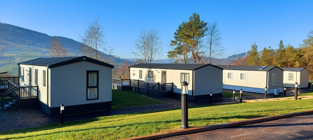 Static caravans for sale on Maes Mynan Holiday Park | North Wales