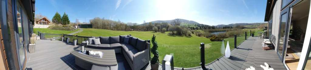 Countryside Lodge Park for holiday home owners | Maes Mynan Park in North Wales