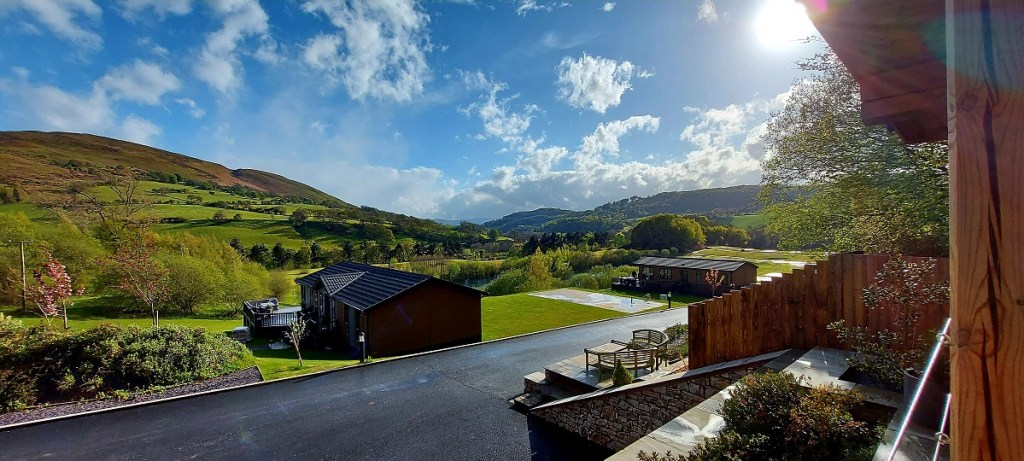 spacious lodge plots and lodges available | owners only holiday park | North Wales