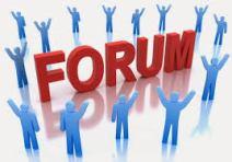 anuciar em sites de forum