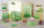 camera-bambini verde