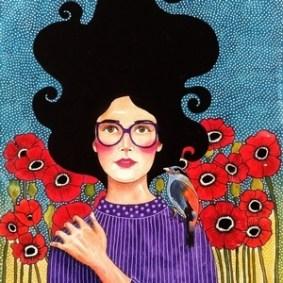 Hulya Ozdemir: l'illustratrice dei mille colori