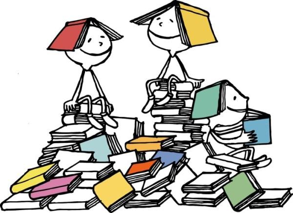 libri per l'accoglienza