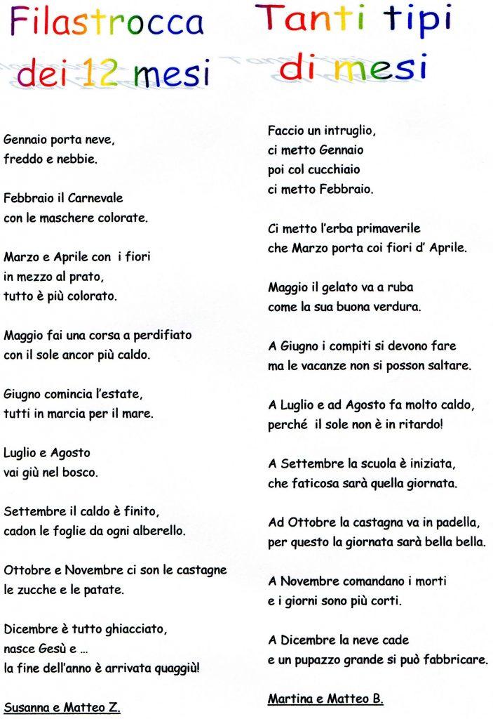 Letture E Poesie Per Linsegnante Per Ripassare O Introdurre I
