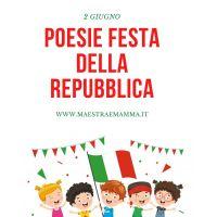 Festa dell'Unità d'Italia e della Repubblica - poesie