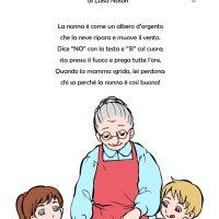 La nonna - poesia per il 2 ottobre