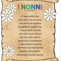 """""""I nonni"""" - poesia di Bruno Tognolini"""