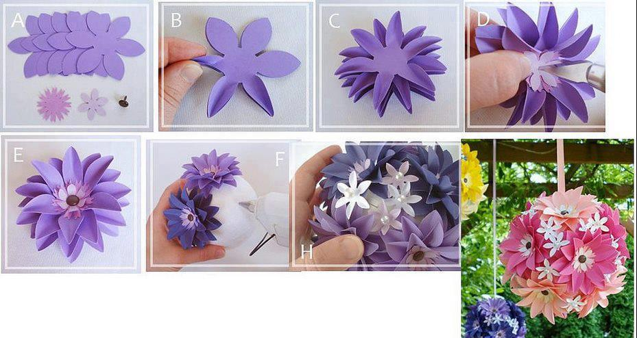 Como Hacer Arreglos Florales Naturales Paso Paso